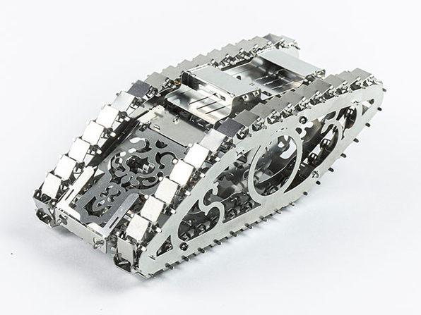 Marvel Tank Metal DIY Model Kit
