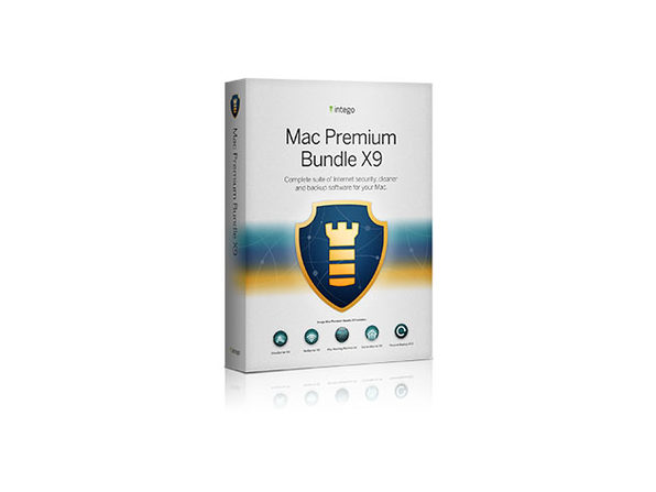 Intego Mac Premium Bundle X9: 2-Yr Subscription