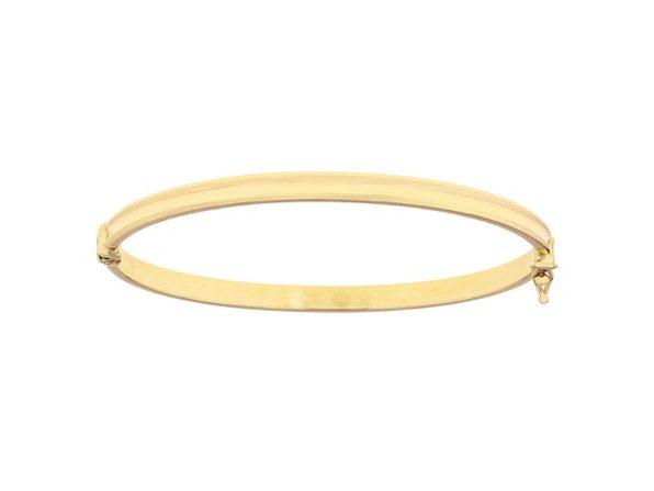 Christian Van Sant Italian 14k Yellow Gold Bracelet - CVB9LRM - Product Image