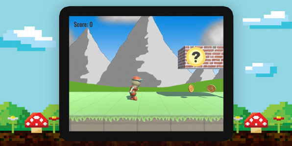 Build and Model a Super Mario Run Clone in Unity3D | StackSocial