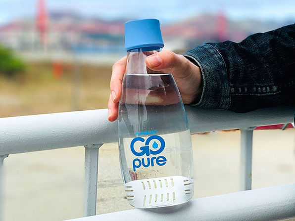 GOpure Pod Water Purifier: 2-Pack