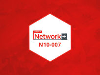 CompTIA Network+ N10-007 Complete Video Course - Product Image