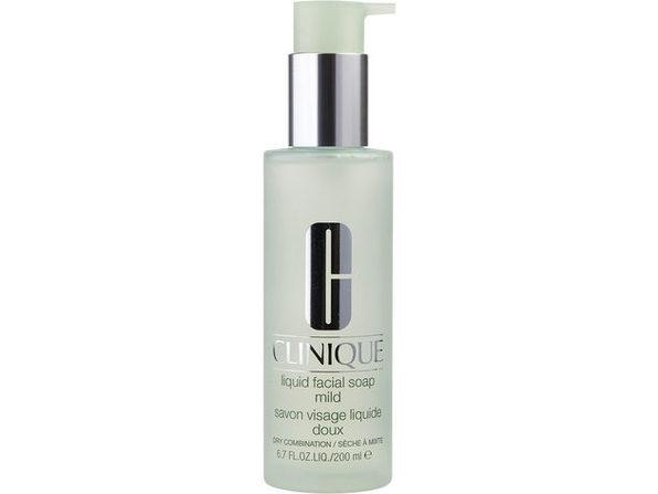 CLINIQUE by Clinique Liquid Facial Soap Mild 6F37--200ml/6.7oz 100% Authentic