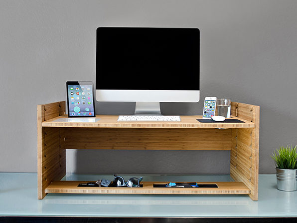 Lift Sit-to-Stand Desk Accessory