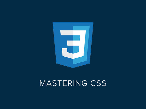 Mastering CSS - Product Image