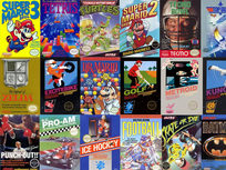 Two NES Games - Product Image