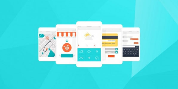 Mobile UI & UX Design - Product Image