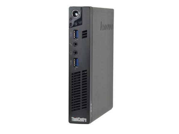 Lenovo ThinkCentre M92P Tiny Form Factor PC, 3.2GHz Intel i5 Quad Core Gen 3, 8GB RAM, 500GB SATA HD, Windows 10 Home 64 Bit (Renewed)