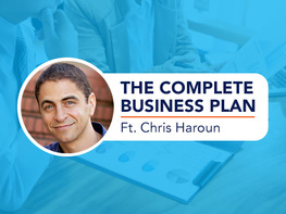The 2021 Complete Business Plan In One Course Ft. Award Winning Business School Prof