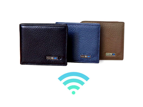 WalletGuard24: Smart Bluetooth Wallet