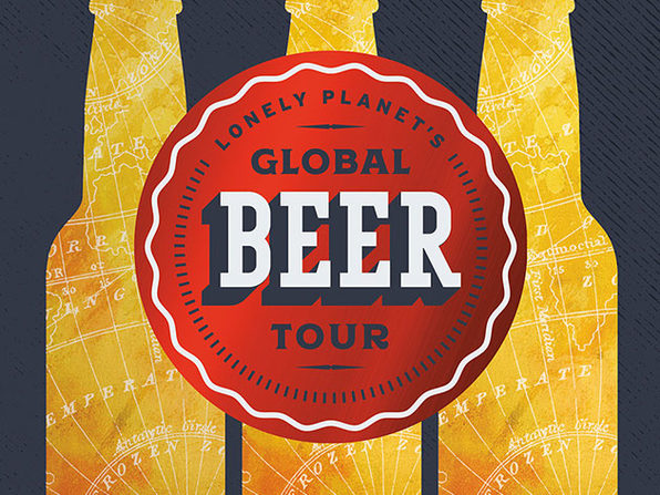 Lonely Planet's Global Beer Tour - Product Image