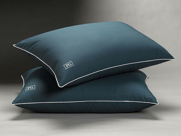 Overstuffed Sleeper Down Alternative Pillow: 2-Pack (King)