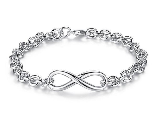 Infinity Multi-Link Bracelet: 3-Pack