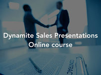 Dynamite Sales Presentations - Product Image