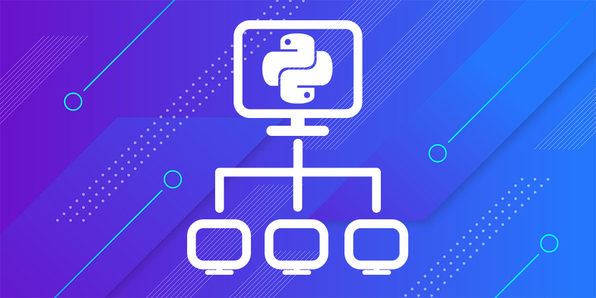 Python 3 Network Programming (Sequel): Build 5 More Apps - Product Image