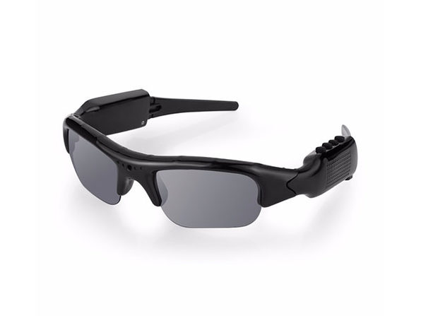 HD Video Recording Sunglasses & MP3 Player