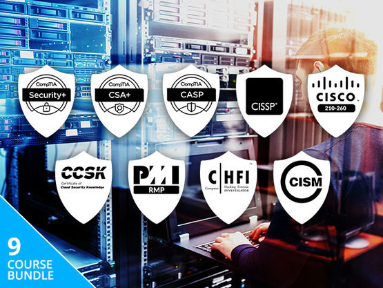Complete Cyber Security Certification Course Bundle Discount