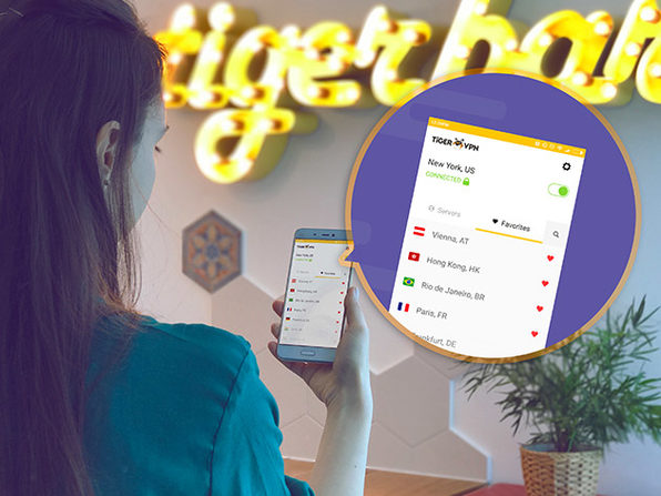 TigerVPN: Lifetime Subscription