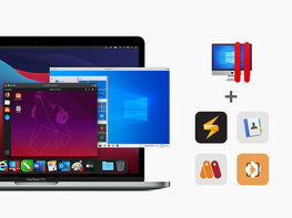 The All-Star Mac Bundle Ft. Parallels Pro
