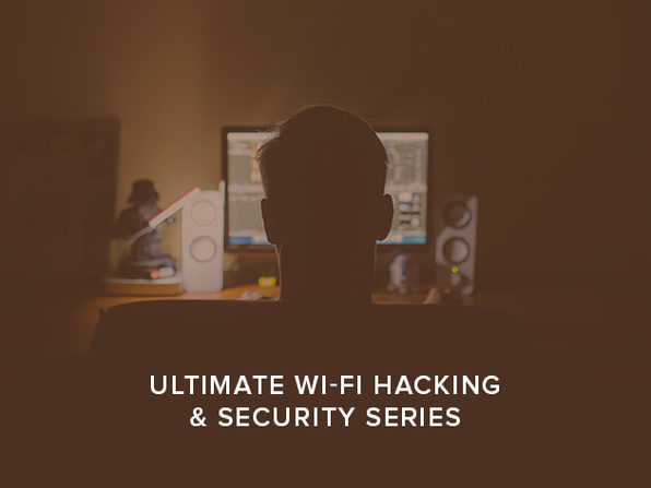 Ultimate Wi-Fi Hacking & Security Series - Product Image