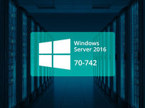 Windows Server 70-742: Identity with Windows Server 2016 Complete Video Course - Product Image