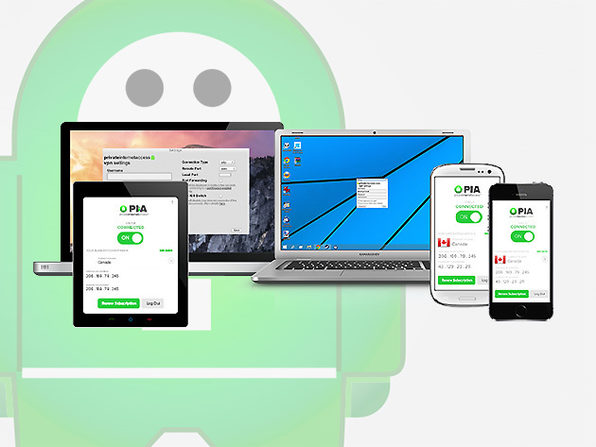Private Internet Access VPN 2-Year Subscription for Windows, Mac, Linux, iOS, and Android