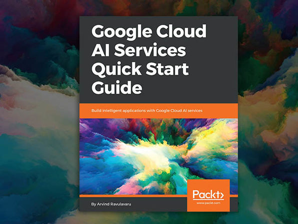 Google Cloud AI Services Quick Start Guide - Product Image
