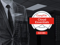CompTIA Cloud Essentials CLO-001 - Product Image