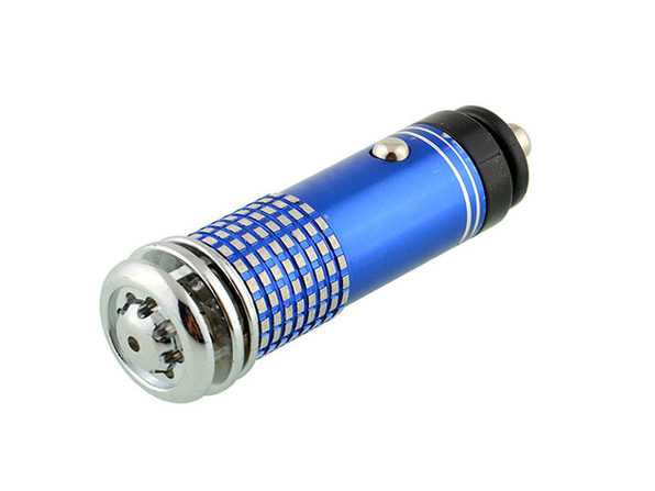 Car Air Ionizer & Purifier Blue - Product Image