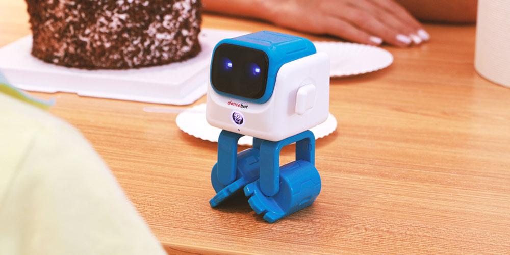A dancing robot