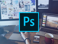 Adobe Photoshop CC - Essentials Training - Product Image