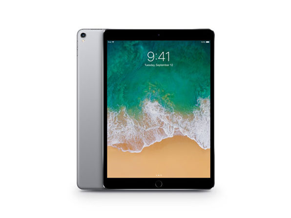 "Apple iPad Pro 9.7"" 256GB WiFi Space Gray (Certified Refurbished)"
