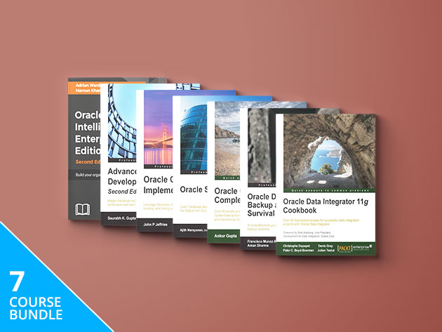 Pay What You Want: The Complete Oracle eBook Bundle | Skillwise