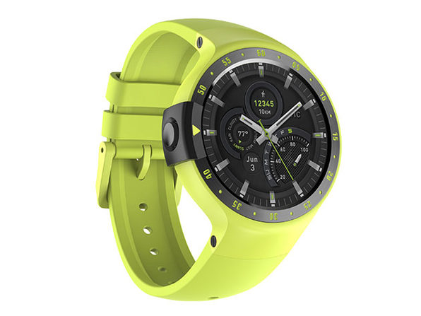 TicWatch Sport Smartwatch with Google Assistant (Aurora)