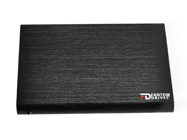 Fantom Drives G-Force 3.1 2TB Portable SSHD (Black)