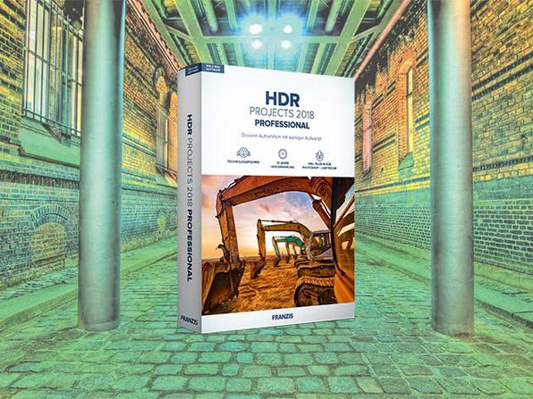 HDR Projects 2018 Pro