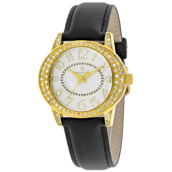 Christian Van Sant Women's Sevilla Silver Dial Watch - CV8412