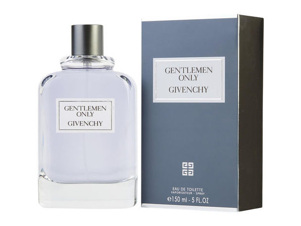 GENTLEMEN ONLY by Givenchy EDT SPRAY 5 OZ for MEN ---(Package Of 2) - Product Image