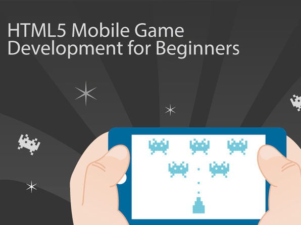 Beginner HTML5 Mobile Game Development Course - Product Image