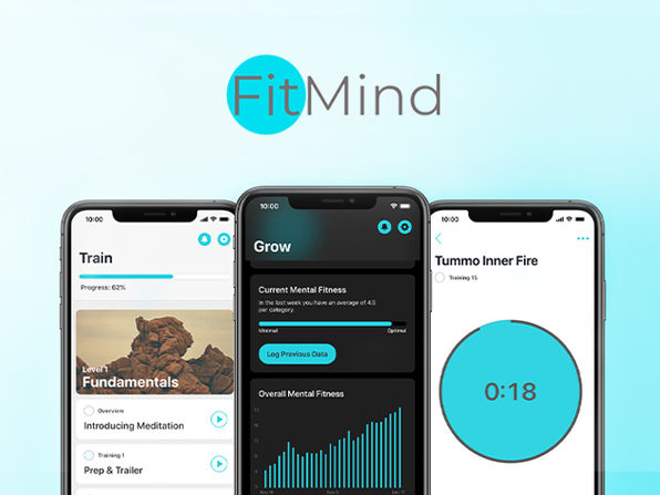 FitMind: Neuroscience-Based Meditation App