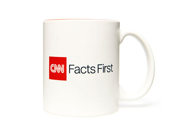CNN Facts First Mug