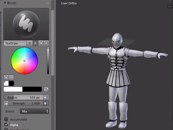 Build The Legend of Zelda Clone in Unity3D and Blender