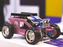 Make an Arduino Remote-Controlled Car - Product Image
