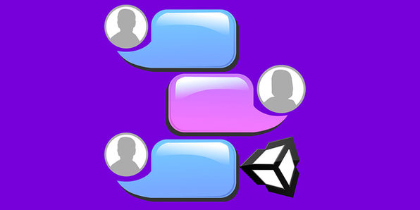 Unity 5: Build a Chat System for Online Multiplayer Games - Product Image