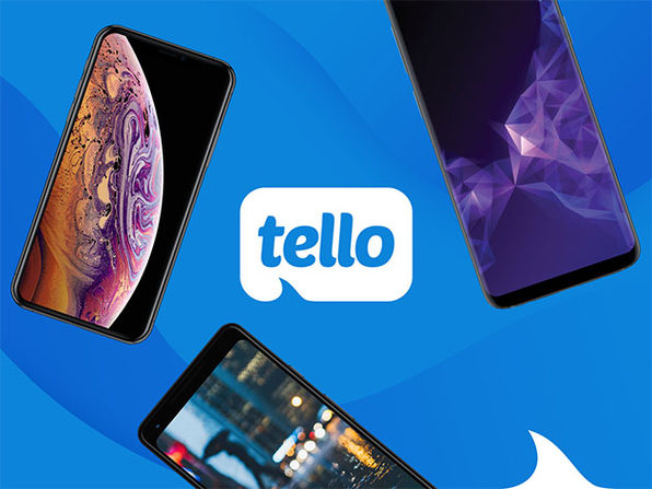 Tello Value Prepaid 6-Month Plan: Unlimited Talk/Text + 2GB LTE Data