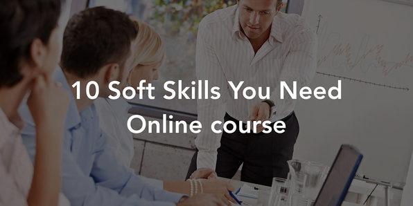 10 Soft Skills You Need - Product Image