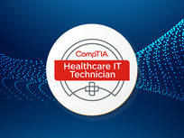 CompTIA Certified Healthcare IT Technician Exam Study Guide - Product Image