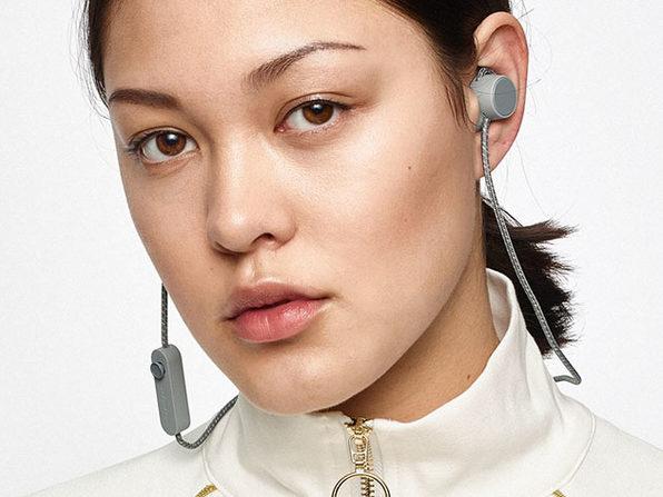 Urbanears Jakan Bluetooth In-Ear Headphones (Grey)