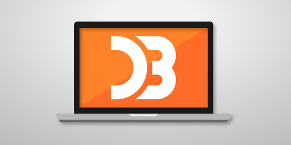 Learn to Build Web Apps Using D3JS - Product Image