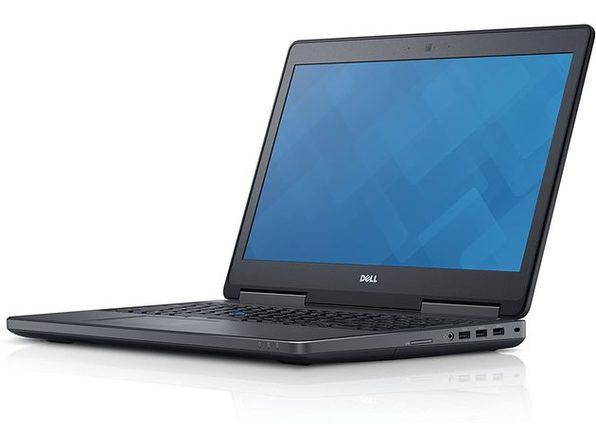 """DELL Precision 7510 15"""" Laptop, 2.9GHz Intel i7 Quad Core Gen 6, 16GB RAM, 512GB SSD, Windows 10 Professional 64 Bit (Refurbished Grade B)"""